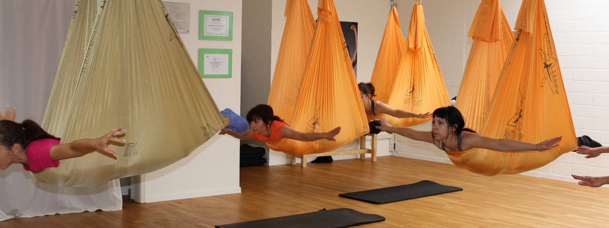 AntiGravity Fitness, Luft Yoga